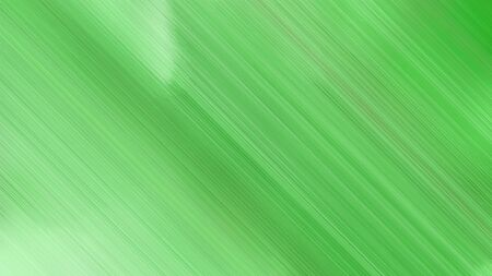 futuristic concept of diagonal motion speed lines with pastel green, pale green and lime green colors. good as background or backdrop wallpaper.