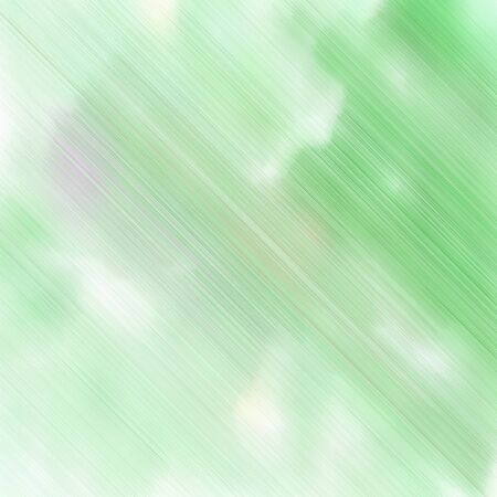 futuristic concept of connecting lines with tea green, pastel green and light green colors. good as background or backdrop wallpaper. square graphic.