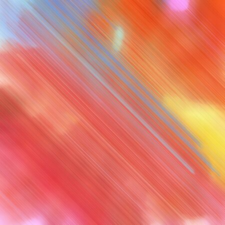 futuristic concept of motion speed lines with indian red, light pastel purple and khaki colors. good as background or backdrop wallpaper. square graphic.