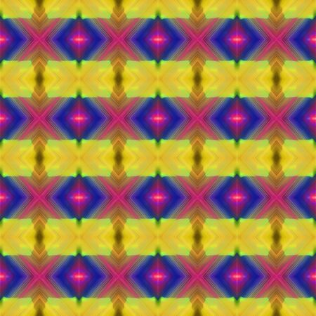 seamless pattern with golden rod, dark slate blue and dark moderate pink colors can be used for texture, backgrounds or fashion fabric textile design.