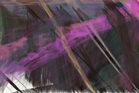 abstract futuristic line design with old mauve, pastel violet and antique fuchsia color. can be used as wallpaper, texture or graphic background. Zdjęcie Seryjne - 133393214