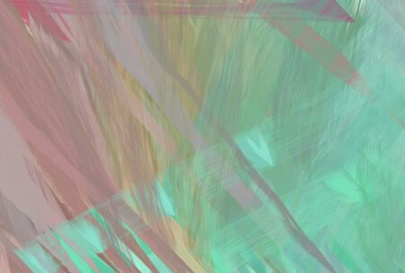 abstract futuristic line design with dark sea green, medium aqua marine and aqua marine color. can be used as wallpaper, texture or graphic background. Zdjęcie Seryjne - 133393218