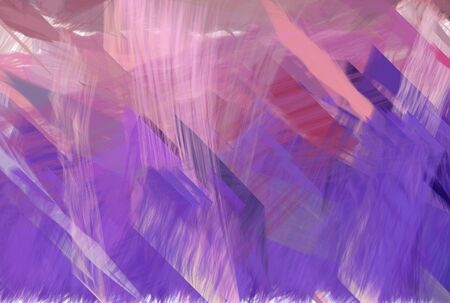 abstract futuristic line design with moderate violet, pastel violet and thistle color. can be used as wallpaper, texture or graphic background. Zdjęcie Seryjne - 133393771