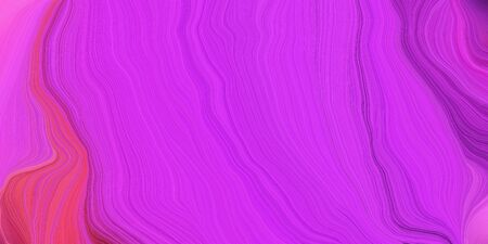 abstract colorful swirl motion. can be used as wallpaper, background graphic or texture. graphic illustration with medium orchid, moderate pink and dark orchid colors. Zdjęcie Seryjne - 133417473