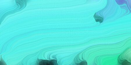 abstract colorful swirl motion. can be used as wallpaper, background graphic or texture. graphic illustration with turquoise, dark slate gray and light sea green colors.