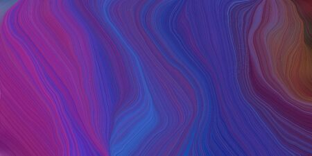 abstract fractal swirl motion waves. can be used as wallpaper, background graphic or texture. graphic illustration with dark slate blue, dark magenta and old mauve colors.