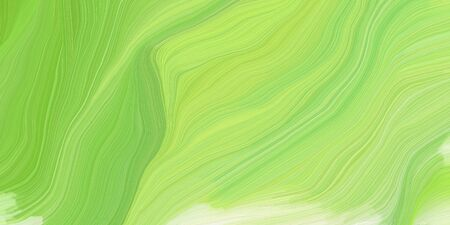 curved motion speed lines background or backdrop with dark khaki, tea green and khaki colors. good as graphic element.