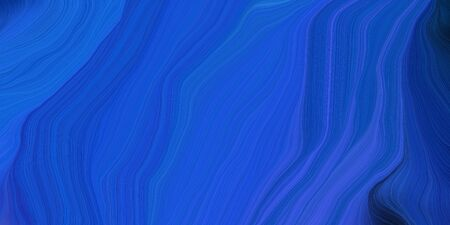 abstract colorful swirl motion. can be used as wallpaper, background graphic or texture. graphic illustration with strong blue, midnight blue and very dark blue colors.