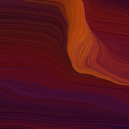 quadratic graphic illustration with very dark pink, sienna and saddle brown colors. abstract fractal swirl waves. can be used as wallpaper, background graphic or texture. Фото со стока