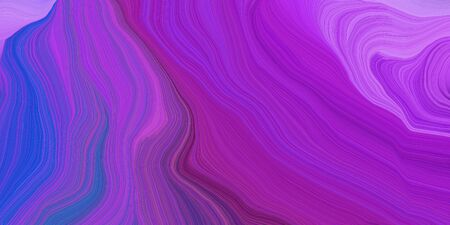 abstract colorful swirl motion. can be used as wallpaper, background graphic or texture. graphic illustration with dark orchid, royal blue and orchid colors. Фото со стока
