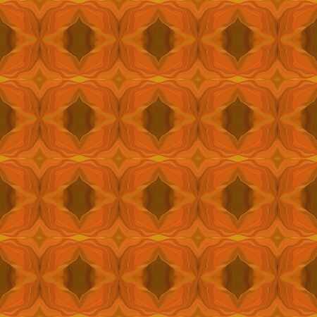 colorful seamless pattern with coffee, chocolate and saddle brown colors. Banque d'images - 133825854