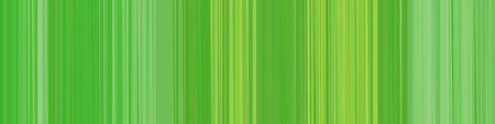 abstract horizontal header background with stripes and moderate green, yellow green and pastel green colors. Stock Photo