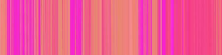 stripe pattern. horizontal header graphic. light coral, neon fuchsia and deep pink colors.