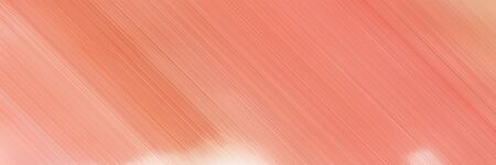 abstract digital web site banner background with dark salmon, light pink and peach puff colors and space for text and image.