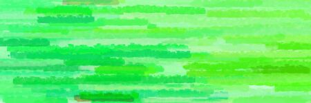 horizontal mosaic lines background graphic with pastel green, light green and vivid lime green colors