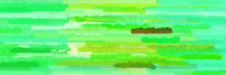 various horizontal lines graphic illustration with pastel green, pale green and moderate green colors