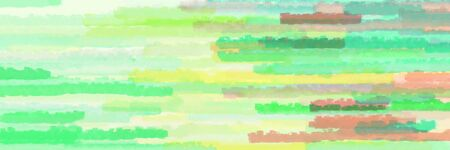 tea green, pastel green and light green colors grunge texture graphic background with horizontal strokes Banque d'images - 133825339