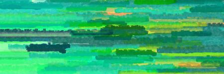 various horizontal lines background graphic with medium sea green, dark khaki and teal green colors
