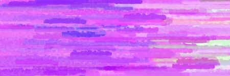 various horizontal lines texture graphic with orchid, light gray and plum colors Banque d'images - 133825797