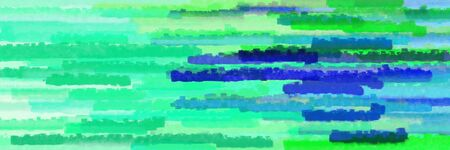 various horizontal lines texture graphic with medium aqua marine, turquoise and lime green colors