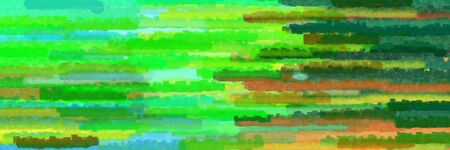 horizontal lines texture graphic with lime green, golden rod and medium turquoise colors