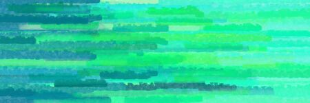 light sea green, medium spring green and dark cyan colors grunge background graphic background with horizontal strokes Stok Fotoğraf