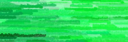 horizontal mosaic lines texture graphic with vivid lime green, pale green and pastel green colors Stok Fotoğraf