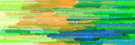 various horizontal lines texture graphic with medium sea green, lime green and burly wood colors Stok Fotoğraf