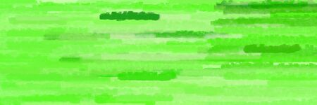 horizontal mosaic lines texture graphic with pastel green, neon green and lime green colors Stok Fotoğraf