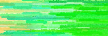various horizontal lines graphic illustration with vivid lime green, khaki and neon green colors Stok Fotoğraf