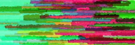 horizontal mosaic lines background graphic with medium sea green, moderate pink and old mauve colors