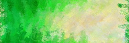 abstract seamless pattern brush painted background with pale golden rod, lime green and pastel green color. can be used as wallpaper, texture or fabric fashion printing.