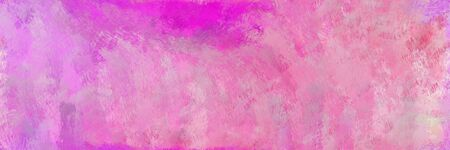 abstract seamless pattern brush painted texture with pastel magenta, neon fuchsia and violet color. can be used as wallpaper, texture or fabric fashion printing.
