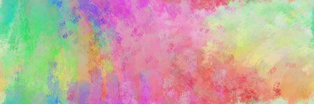 abstract seamless pattern brush painted texture with tan, medium aqua marine and pale violet red color. can be used as wallpaper, texture or fabric fashion printing.