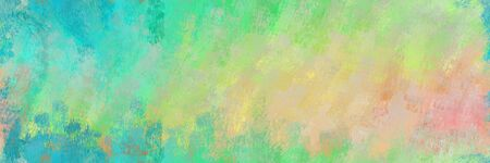 abstract seamless pattern brush painted texture with ash gray, tan and light sea green color. can be used as wallpaper, texture or fabric fashion printing.