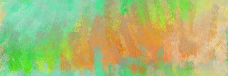 abstract seamless pattern brush painted texture with dark khaki, medium sea green and pastel green color. can be used as wallpaper, texture or fabric fashion printing.
