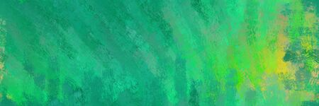abstract seamless pattern brush painted texture with medium sea green, dark khaki and pastel green color. can be used as wallpaper, texture or fabric fashion printing. 스톡 콘텐츠