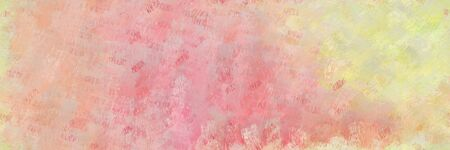 abstract seamless pattern brush painted texture with tan, pale golden rod and light coral color. can be used as wallpaper, texture or fabric fashion printing.