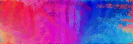 endless pattern. grunge abstract background with strong blue, medium violet red and crimson color. can be used as wallpaper, texture or fabric fashion printing. 스톡 콘텐츠
