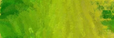 abstract seamless pattern brush painted design with olive drab, yellow green and forest green color. can be used as wallpaper, texture or fabric fashion printing.