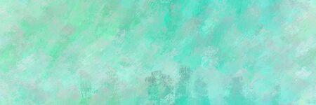 abstract seamless pattern brush painted background with pastel blue, medium aqua marine and powder blue color. can be used as wallpaper, texture or fabric fashion printing.