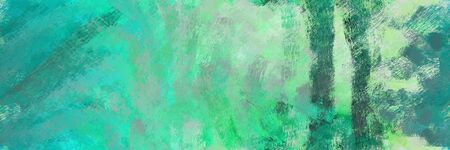 seamless pattern. grunge abstract background with cadet blue, light sea green and pastel gray color. can be used as wallpaper, texture or fabric fashion printing. 스톡 콘텐츠