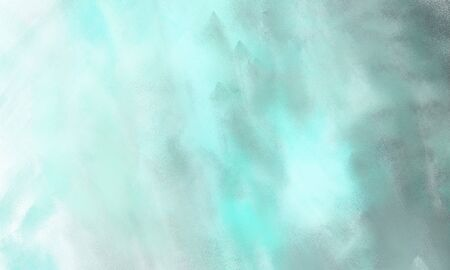 fine brush painted background with powder blue, dark sea green and slate gray color and space for text
