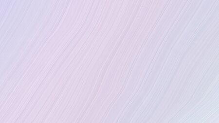 simple elegant curvy background illustration with light gray, lavender and light steel blue color. Reklamní fotografie