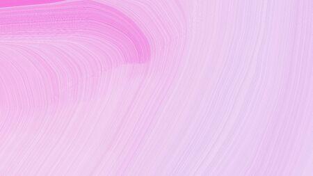 simple elegant modern waves background illustration with pastel pink, plum and violet color.