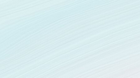 simple colorful curvy background design with lavender, alice blue and powder blue color. Standard-Bild