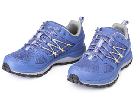 a pair of: Pair of sport shoes Stock Photo