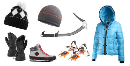 High mountain equipment