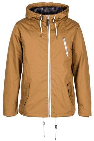 chaqueta caliente