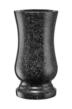 tomb empty: Grave flower vase